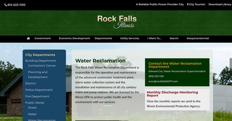 City of Rock Falls