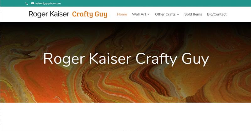 Roger Kaiser Crafty Guy