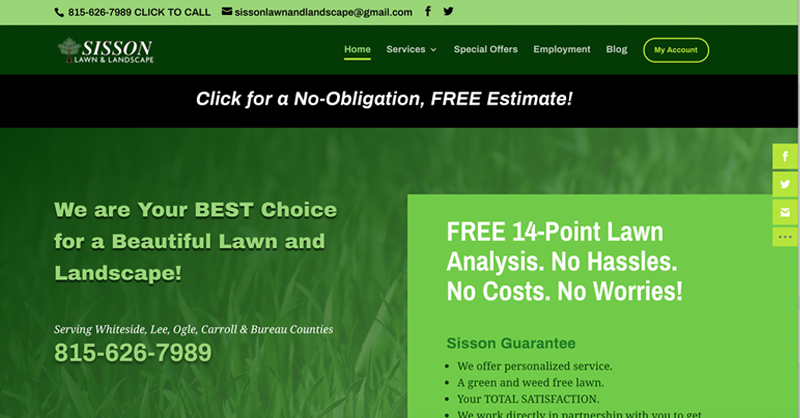 Sisson Lawn & Landscaping